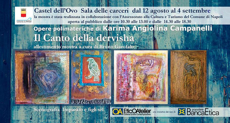 Karima Angiolina a Napoli